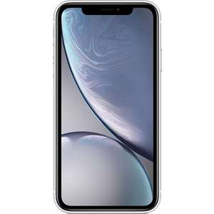 Apple iPhone XR 64GB Like New (Refurb) O2 for £509, £180 off Upfront Cost using promo code = £329
