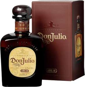 Don Julio AnejoTequila, 70 cl @ amazon, deal ofthe day - £32.99 @ Amazon