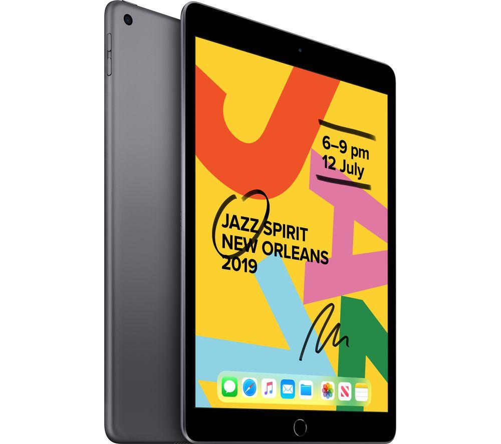 "Apple 10.2"" iPad (2019) - 32 GB £299 @ Currys PC World"
