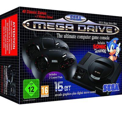 Sega Mega Drive Mini - £60 at Asda (instore/online)