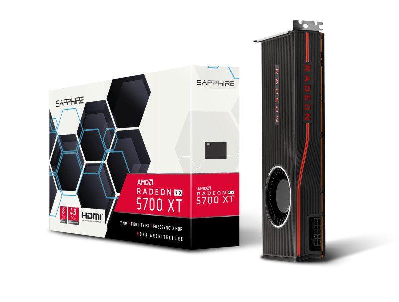 Radeon RX 5700 XT 8gb Graphics Card £343.48 Dellivered @ Ebuyer