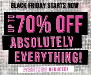Up To 70% Off Absolutely Everything at Yours Clothing