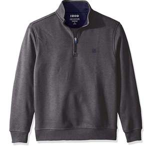 Izod Men's Sweatshirt various colours and prices from £14.34 Prime / £18.83 Non Prime at Amazon