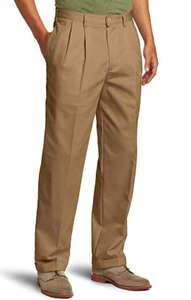 Save over 30% on IZOD clothing at Amazon (e.g. Izod Men's American Chino Pleated Pant £19.86)
