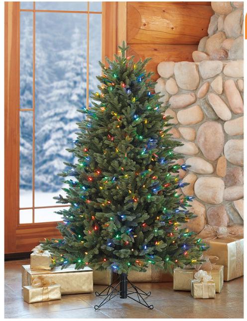 Aspen 5ft (1.5m) Pre-Lit 350 LED Dual Colour Artificial Christmas Tree - £149.89 @ Costco