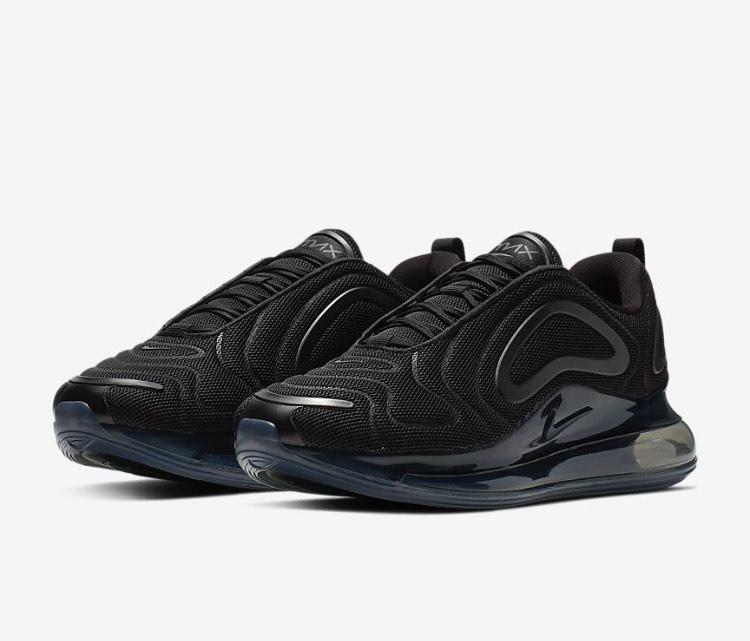 Nike air max 720 Black or White £64.73 @ Nike