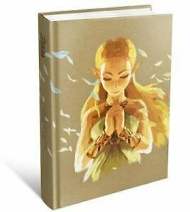 The Legend of Zelda: Breath of the Wild Guide £24.28 @ wordery eBay