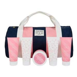 Jack Wills Gym Bag Gift Set (Him & Her) now £22.50 @ Boots