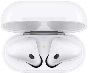 Apple AirPods with Charging Case (non wireless version) £129 @ Amazon