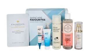 Beauty Box Skincare Favourites £15 at Boots Shop
