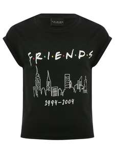 40% off Friends T-shirt's, socks and pjs for teens @ M&Co free click/collect