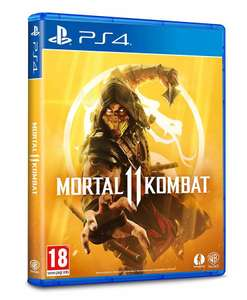 Mortal Kombat 11 (PS4) - £19.85 delivered @ ShopTo