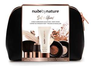 Nude by Nature Set & Glow Kit for £30 @ Boots