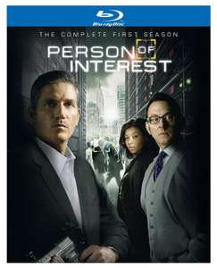 Person of interest season 1 (used) £1.50 at CeX