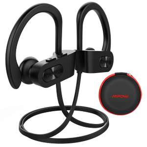 Mpow Wireless Headphones Bluetooth £13.93 - Sold by Mpow Store and Fulfilled by Amazon (+£4.49 non-prime)