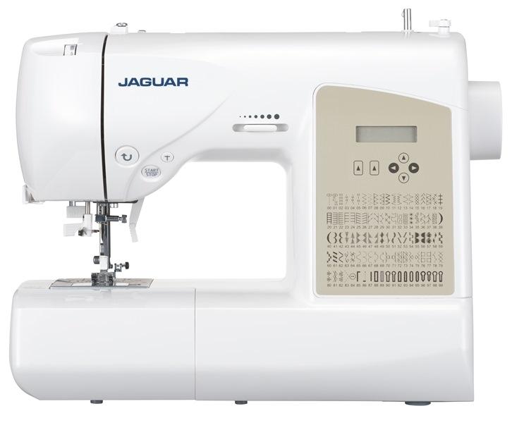 Jaguar DQS 377 Sewing Machine + Free Gift £179 @ GUR
