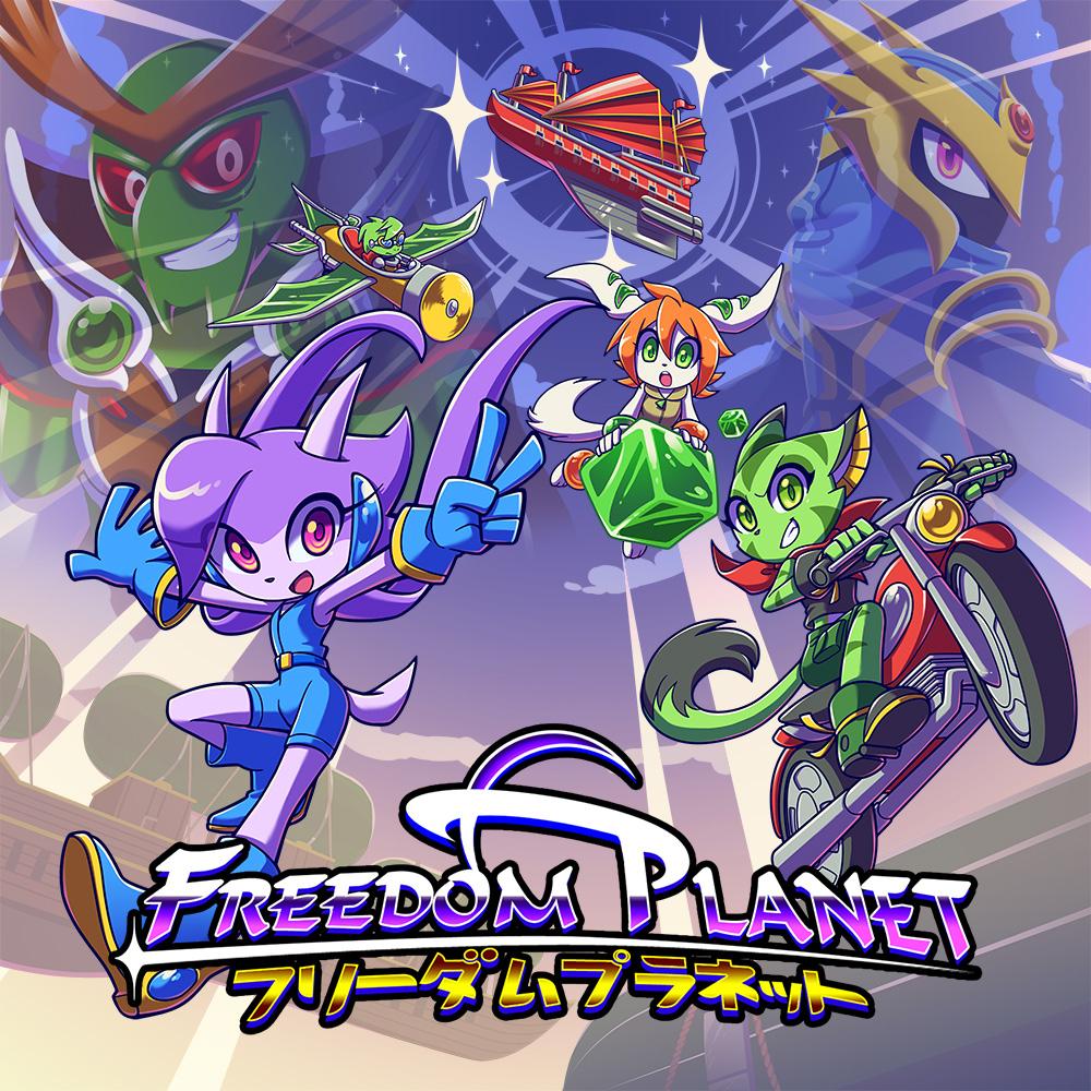 Freedom Planet (Nintendo Switch) £6.49 / American Fugitive £8.99 & other new additions @ Nintendo eShop