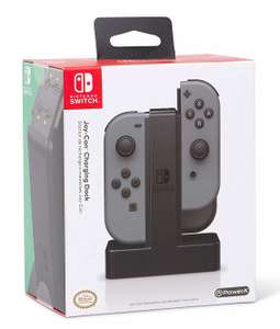 Power A Nintendo Switch Joy Con Controllers Charging Station - Nintendo Licensed - £7.99 (Prime) / £12.48 (Non Prime) delivered @ Amazon