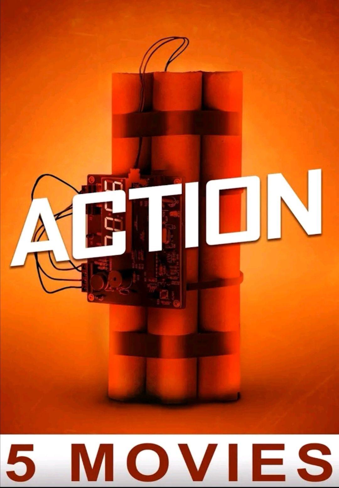 5 action movies £8.99 at Google play