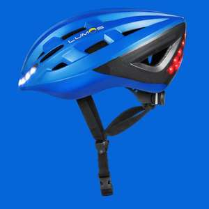 £30 off all Lumos LED Cycle helmets from £69.95 for Kickstart Lite to £189.95 for Matrix MIPS @ Lumos
