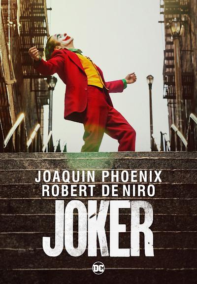 Joker 4K Pre-Order £12.99 Google Play Movies