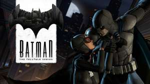 Batman The Telltale Series £2.86 / Batman Enemy Within £2.86 (Nintendo Switch) @ Nintendo eShop US