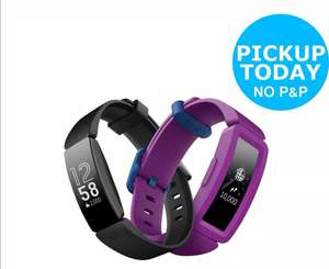 Fitbit Family Bundle with Inspire HR/Ace 2 Activity Tracker £99.99 @ Argos Ebay