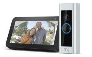 Ring Video Doorbell Pro plus Echo Show 5 £149 @ Screwfix