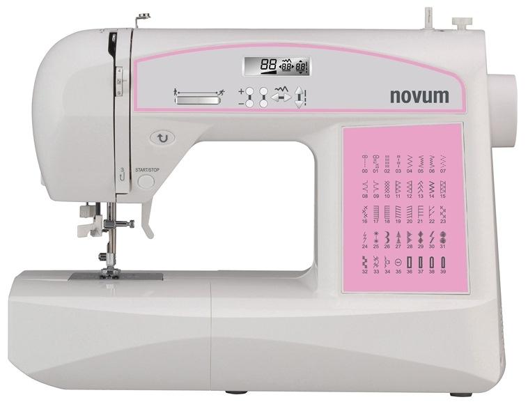 Novum Craft 590 Computerised Sewing Machine £129 Includes FREE Quilting Kit Worth £99.00. BLACK FRIDAY OFFER @ GUR