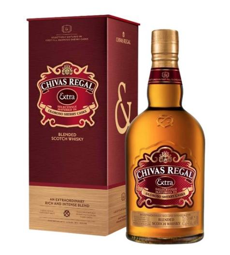 Chivas Regal Extra Blended Whisky 70Cl matured in Oloroso Sherry Casks £25 @ Tesco online / instore