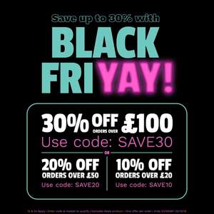Money off Voucher codes 10% off £20 / 20% off £50/ 30% off £100 Spend @ Truffle Shuffle