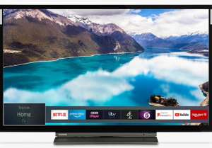 Toshiba 32LL3A63DB 32 Inch Full HD Smart TV £169.89 Delivered @ Costco with 5 year warranty.