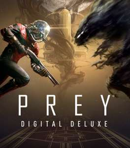 Prey: Digital Deluxe Edition (includes Mooncrash and Typhon Hunter) £7.49 with gold @ Microsoft store