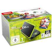 Nintendo 2DS XL Console + 2 Games + Accessory for £134.99 @ Nintendo