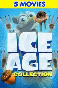 Ice Age 5-Movie Collection £6.99 on Google Play