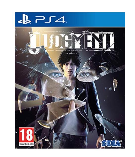 Judgement PS4 £20.99 @ Amazon