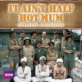 It Ain't Half Hot Mum Complete £14.99 / Dads Army Complete £15.99 / Ab Fab Complete £13.99 / The Office Complete £6.99 & more @ iTunes