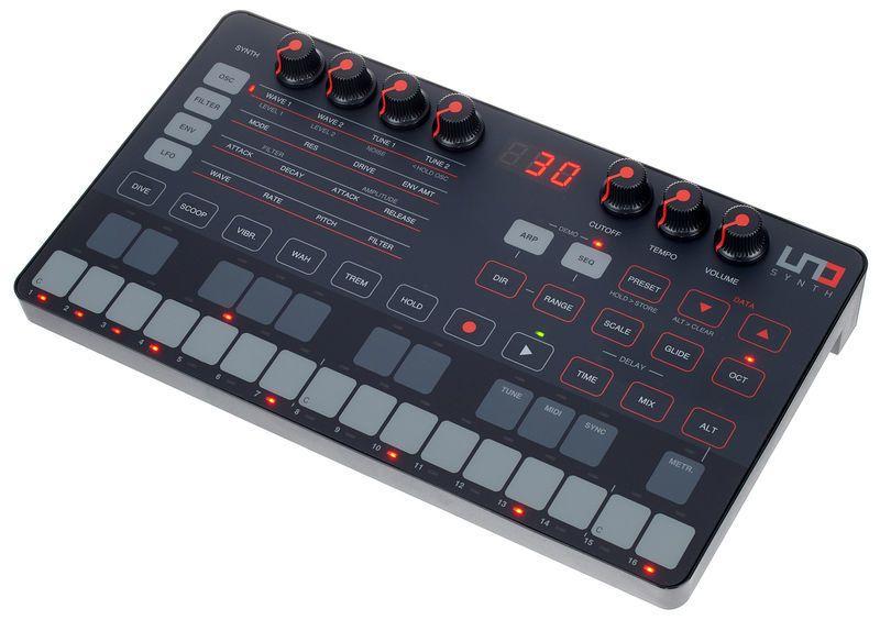 IK multimedia Uno Synthesizer £99 c&c or £102 delivered @ GuitarGuitar