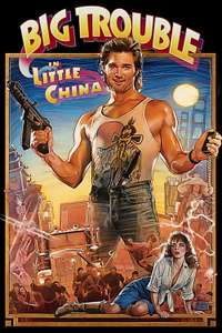 Big Trouble In Little China (HD) - £1.99 @ Google Play