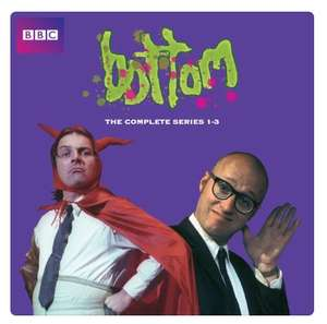 Bottom, The Complete Collection £9.99 at iTunes Store