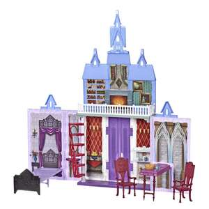 Disney FROZEN Fold and Go Arendelle Castle Playset - £30.60 delivered @ Amazon