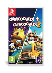 Overcooked! + Overcooked! 2 (Nintendo Switch) Preorder for 26/11/2019 @ Base