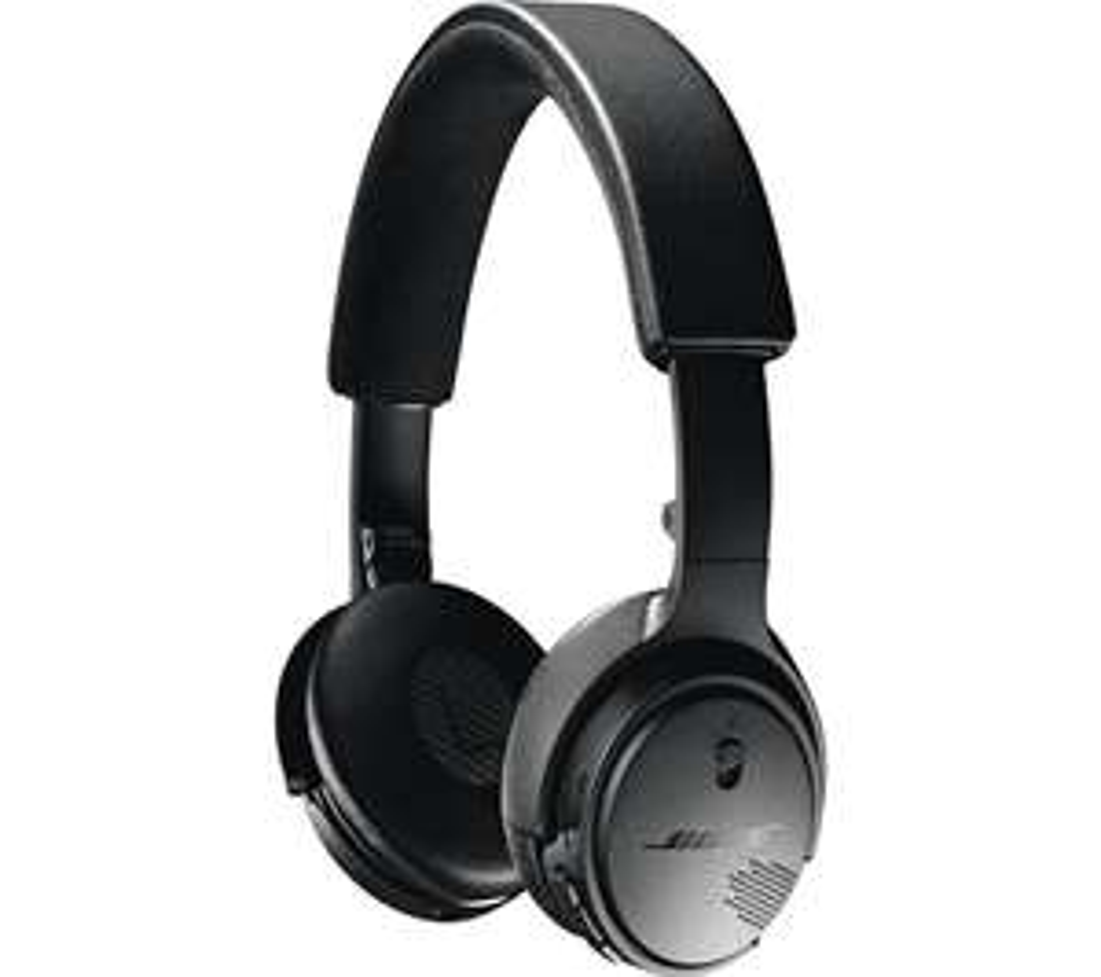 BOSE SoundLink Wireless Bluetooth Headphones - Black £109 at Currys PC World