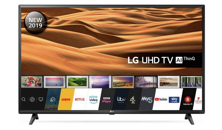 LG 43 Inch 43UM7000PLA Smart HD LED TV £299 at Argos