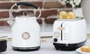 Groupon - Tower Bottega Kettle & Toaster - £74.97 incl £1.99 Delivery @ Groupon