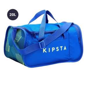 KIPSTA Kipocket Sports Bag 20L (EasyJet/RyanAir Safe At 42 x 23 x 20 cm) £3.99 (Free C+C) or + £3.99 Delivered @ Decathlon
