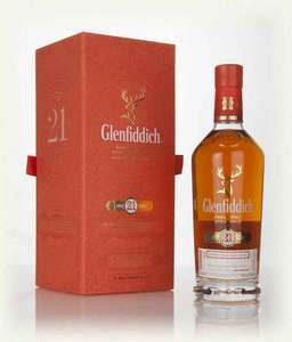 Glenfiddich 21 year old now £89.90 @ Amazon