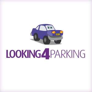 Airport parking 40% off with code @ Looking4parking
