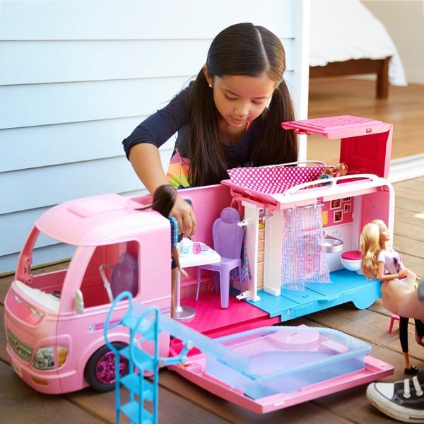 Barbie DreamCamper £60 with code / voucher @ Smyths