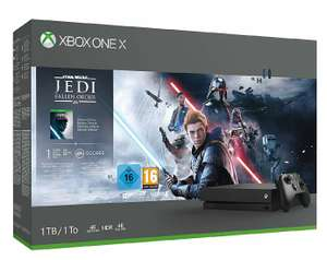 Xbox One X 1TB Console - Star Wars Jedi: Fallen Order Bundle (Xbox One) - £299.99 @ Amazon